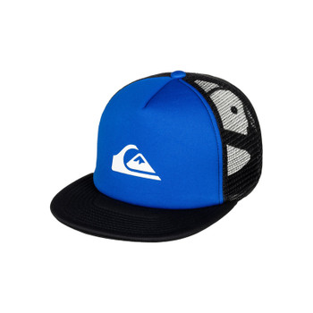 Quiksilver Snap Addict Trucker Hat - Imperial Blue