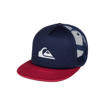 Quiksilver Snap Addict Trucker Hat - Estate Blue