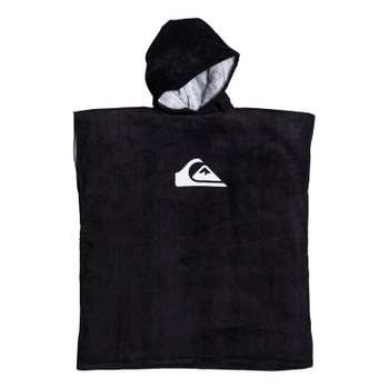 Quiksilver Youth Hoody Changing Towel - Black