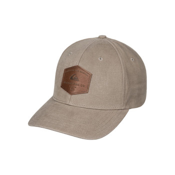 Quiksilver Linker Snapback Hat - Plaza Taupe