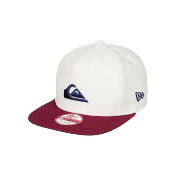 Quiksilver Stuckles Snapback Hat - Birch