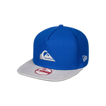 Quiksilver Stuckles Snapback Hat -Imperial Blue