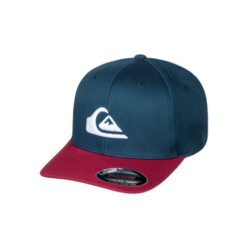 Quiksilver Mountain And Wave Hat - Estate Blue