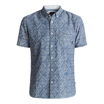 Quiksilver Spectrum Tracks Short Sleeve Shirt