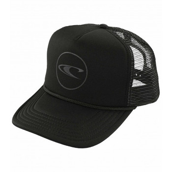 O'Neill Party Wave Trucker Hat - Black