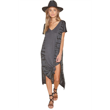 Amuse Lady Bay Dress - Charcoal
