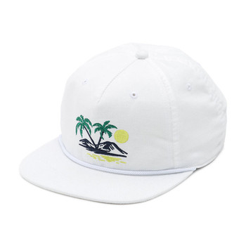 Vans Yesler Unstructured Hat - White