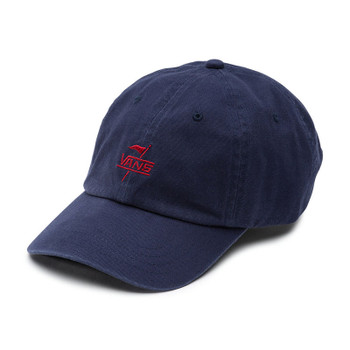 Copy of Vans Bullseye Jockey Hat - Dress Blues2