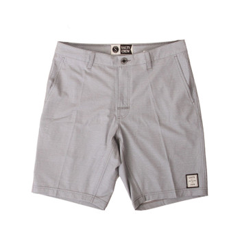 Salty Crew Draft Hybrid Short - Grey