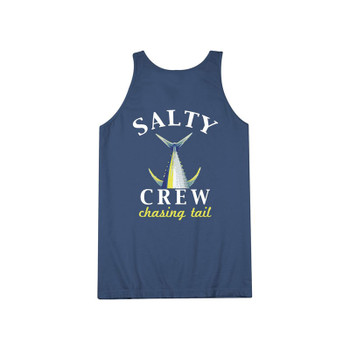 Salty Crew Chasing Tail Tank - Navy