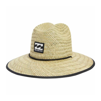 Billabong Tides Print Straw Hat - USA