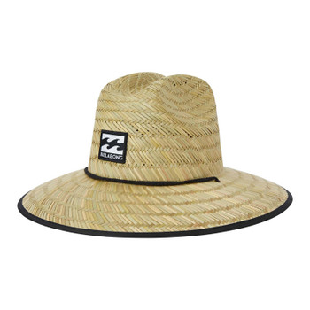 Billabong Tides Print Straw Hat - Natural