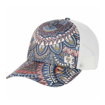 Billabong Heritage Mashup Trucker - Deep Sea Blue