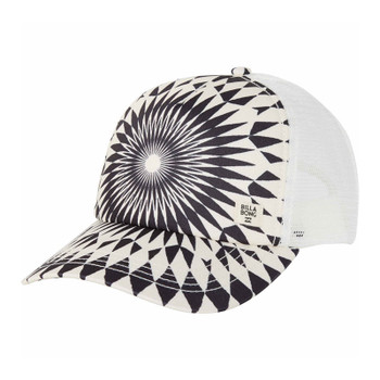Billabong Heritage Mashup Trucker - Seashell