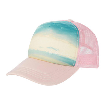 Billabong Take Me There Trucker Hat - Peony