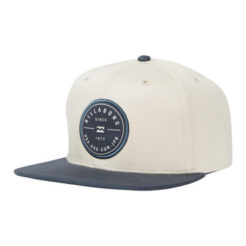 Billabong Rotor Snapback Hat - Rock