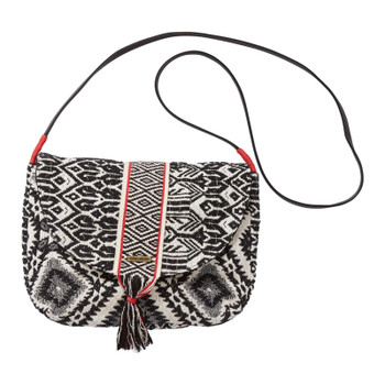 Billabong Galavanting Sprint Handbag - Off Black
