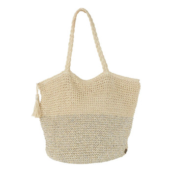 Billabong Be Nice Beach Bag - Natural