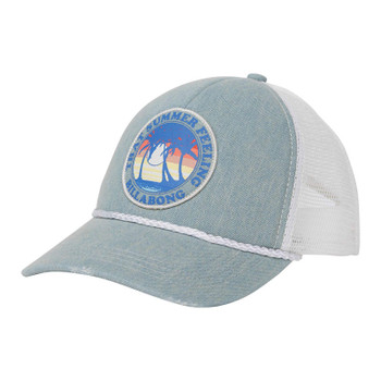 Billabong Radical Dude Trucker Hat - Chambray
