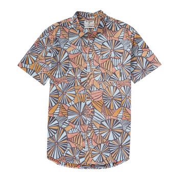 Billabong Vacay Short Sleeve Shirt - Orange