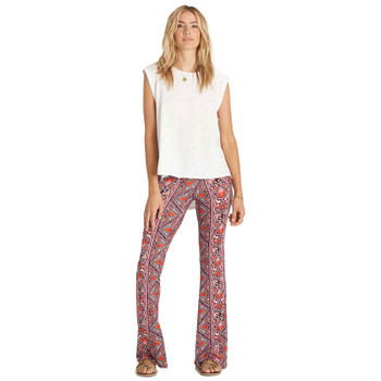 Billabong For Now Pants - Sangria