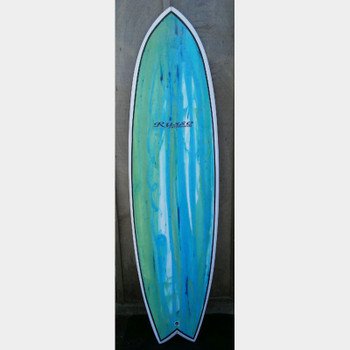 "Russo Fish 6'6"" Surfboard"