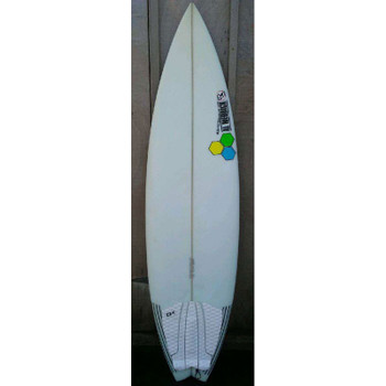 """Used Channel Islands 6'4"""" Bunny Chow Surfboard"""