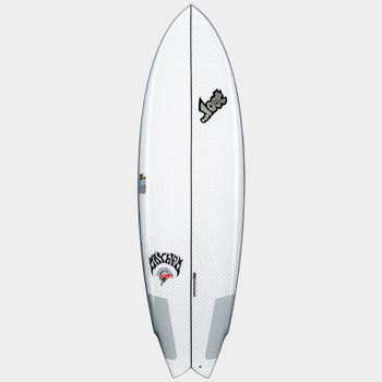 "Lib Tech X Lost Round Nose Fish Redux 5'8"" Surfboard"