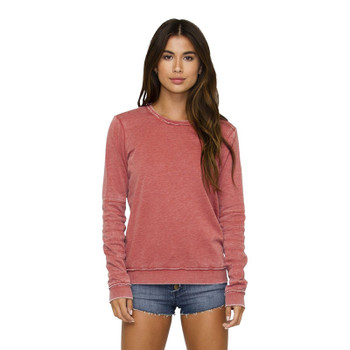 Element Taki Burnout Pullover - Spice