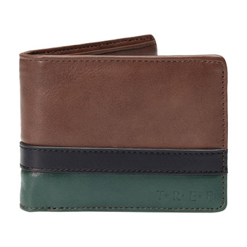 HippyTree Lakewood Wallet - Green