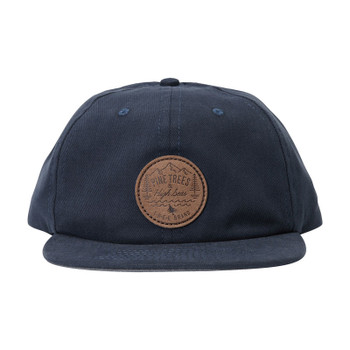 HippyTree Current Hat - Navy