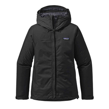 Patagonia Women's Insulated Torrentshell Jacket - Black