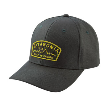 Patagonia Arched Type '73 Roger That Hat - Carbon