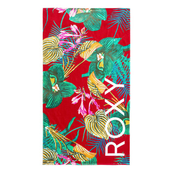 Roxy Hazy Towel - Salsa Havana Flower