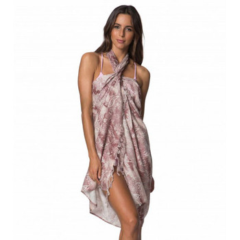 O'Neill Playa Sarong Cover Up - Dusty Rose
