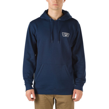 Vans Full Patch Hoodie - Dress Blues