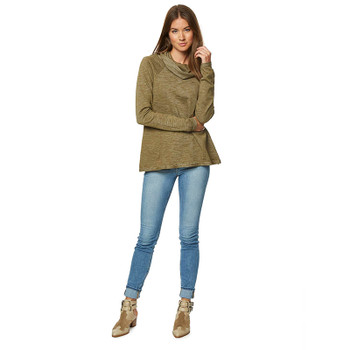 O'Neill Moss Sweater - Military Olive - 3