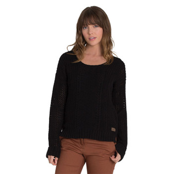 Element Voyage Boyfriend Crew - Black