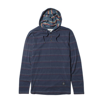 Vissla Dazed Fleece Hoodie - Dark Naval