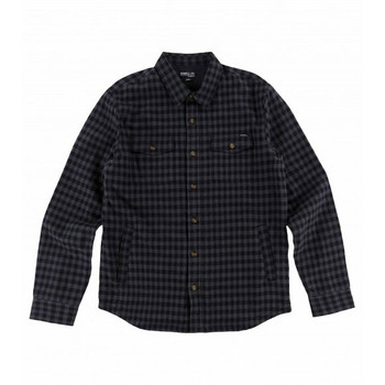 O'Neill Gronk Lined Flannel - Black