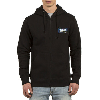 Volcom Shop Zip Hoody - Black