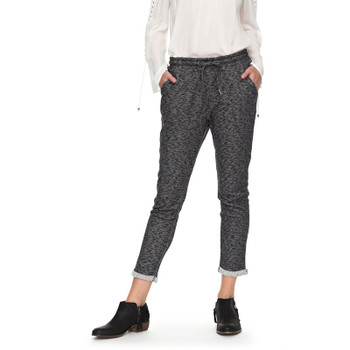 Roxy Trippin Jogger Pants - Anthracite Heather