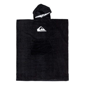 Sale  Quiksilver Hoody Changing Towel - Black