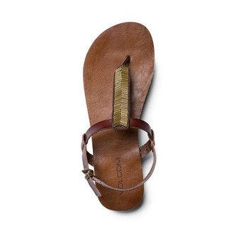 Volcom Luxe Sandal - Brown