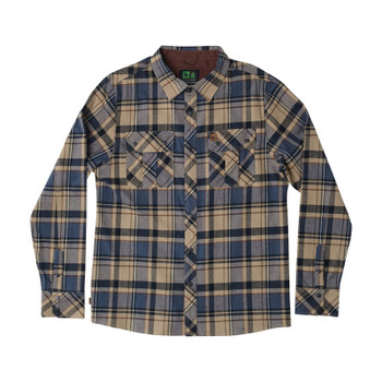 HippyTree Canyon Flannel - Tan