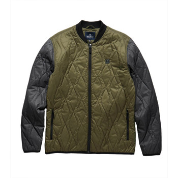 Roark Revival Great Heights Jacket - Army