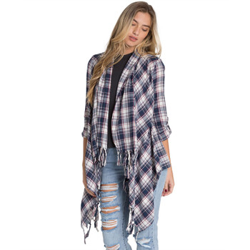 Billabong Live It Up Cardigan - Deep Indigo