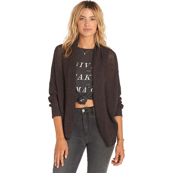 Billabong Shake Down Sweater - Off Black