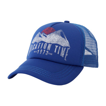Billabong Across Waves Trucker Hat -Royal