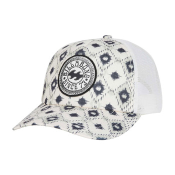 Billabong Heritage Mashup Trucker - Safari